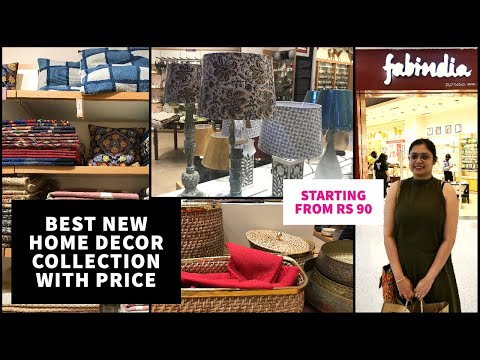 FABINDIA BEST HOME DECOR COLLECTION WITH PRICE | FABINDIA STORE TOUR | MADE IN INDIA DECOR PRODUCTS