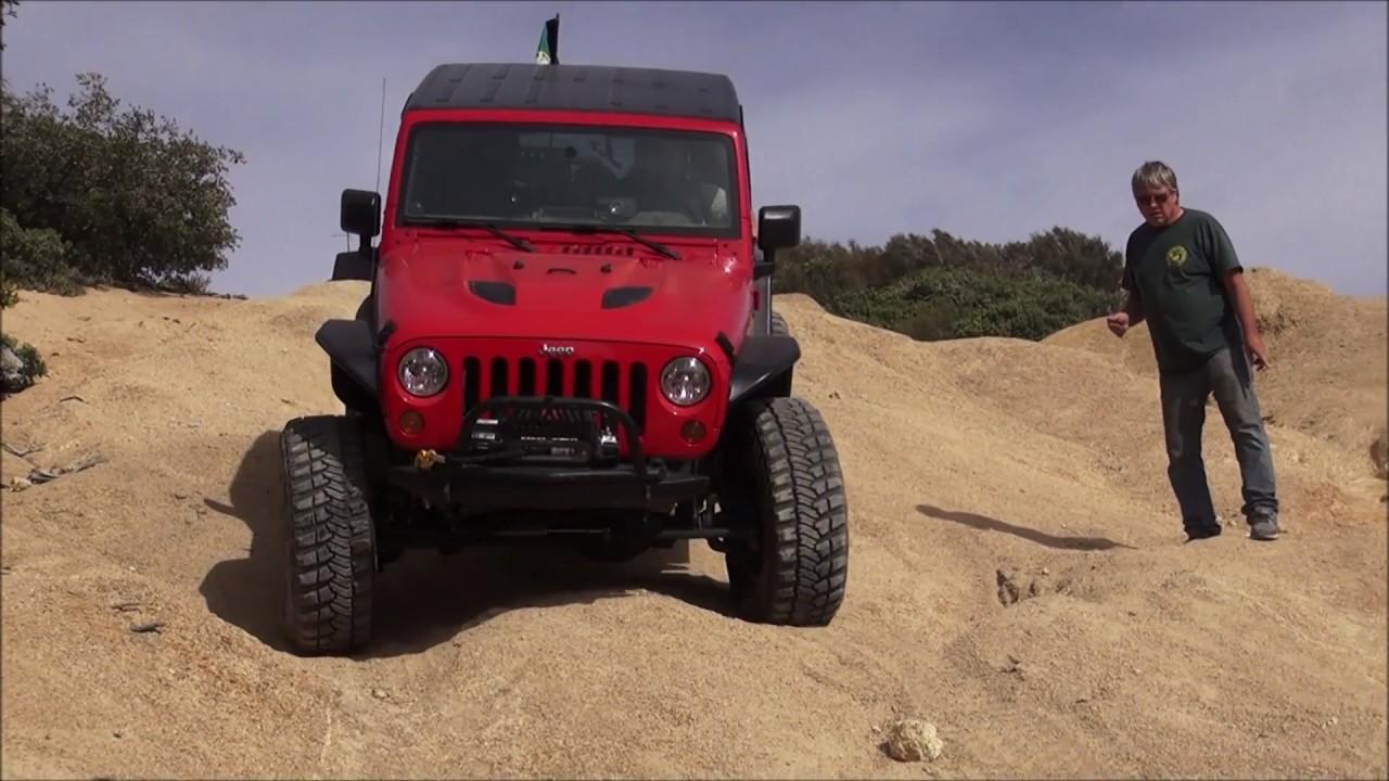 Conquering 2N17X & Pilot Rock off road trails