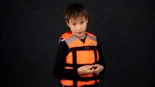 Спасательный жилет Юнга SPASS(, 2015-10-06T03:15:53.000Z)