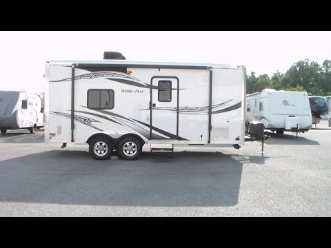 2014 Forest River Work And Play 18ec Stock U4423 A Amp L