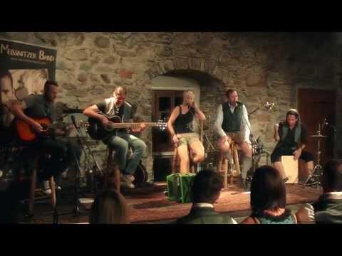 """Meissnitzer Band 2014 - LIVE """"Von vorn anfangen"""" - S´Leben im Gebirg"""