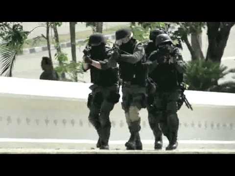 Thailand Police SWAT P.4 ตำรวจภาค 4 ชุดปฏิบัติการพิเศษตำรวจภูธรภาค4