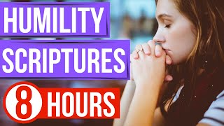 Humility scriptures (Bible verses for Sleep) (Sleep meditation)