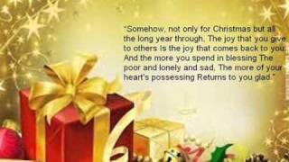 Wonderful Dream Holidays Are Coming - Melanie Thornton