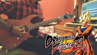 Dragon Ball FighterZ: West City Destroyed - Guitar Cover