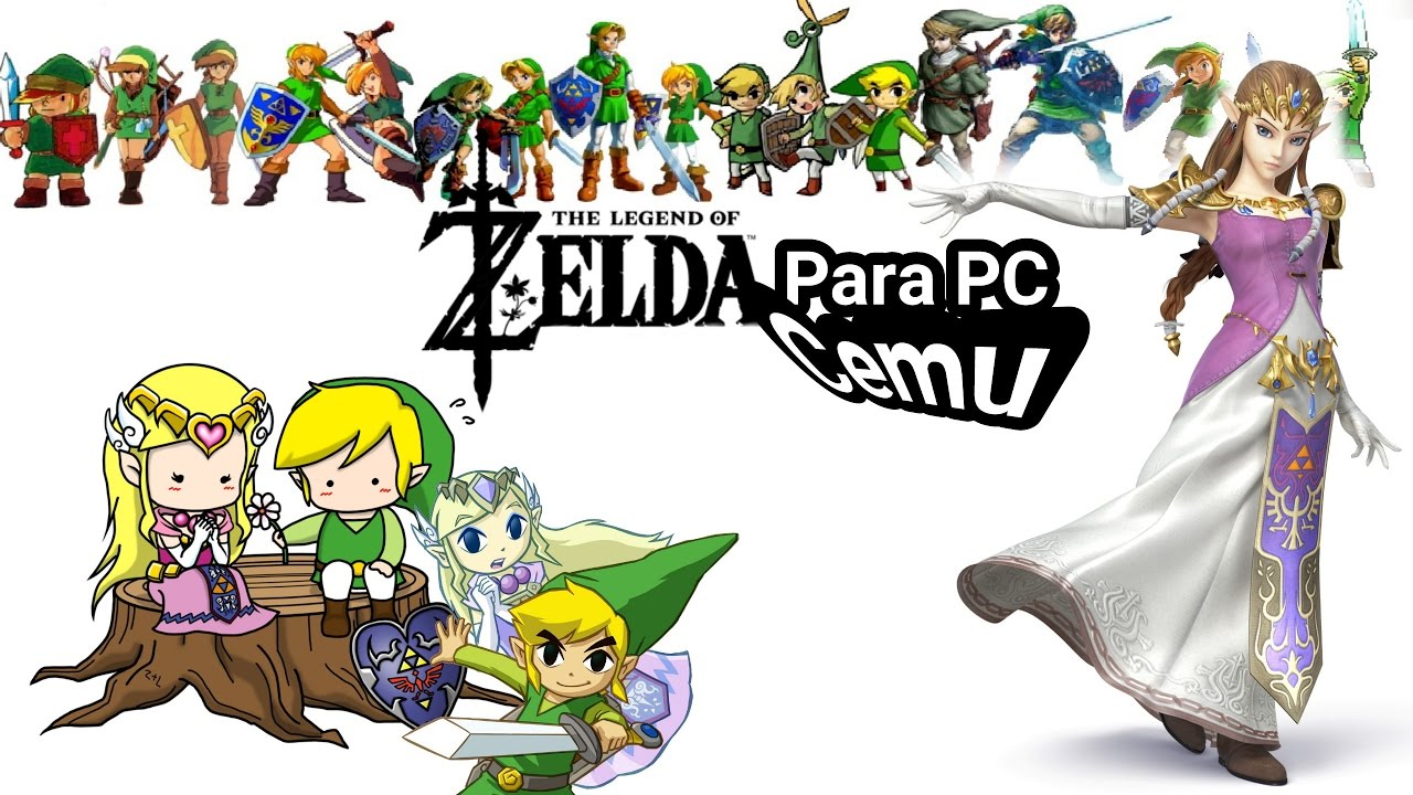 Descargar Zelda Para Pc Juegos De Wii U Gratis Youtube