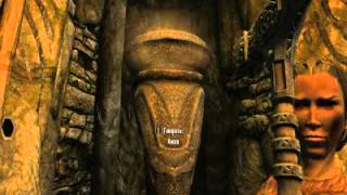The Elder Scrolls V Skyrim 5 побочное свиток для Ански новый крик и маска Вакун