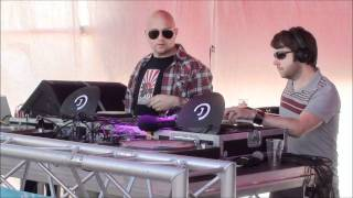 Nalin & Kane - Beachball @ Luminosity Beach Festival 2011