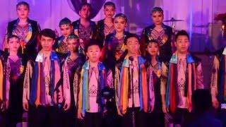 UP Concert Chorus-Bagong Umaga