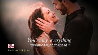 Baixar เพลงสากลแปลไทย #208# You're My Everything - Santa Esmeralda (Lyrics & Thai subtitle) ♪♫♫ ♥