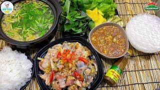 Cách nấu TẢ PÍ LÙ cá hú siêu ngon | CÁ NHÚNG MẺ | Bếp Của Vợ