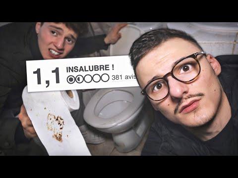 INSPECTER L'HOTEL LE MOINS BIEN NOTÉ DE FRANCE #3