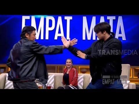Aksi Laga Willy Dozan Dan  Leon  Dozan | INI BARU EMPAT MATA (29/11/19) Part 3