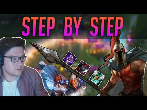 Dyrus STEP BY STEP PANTHEON