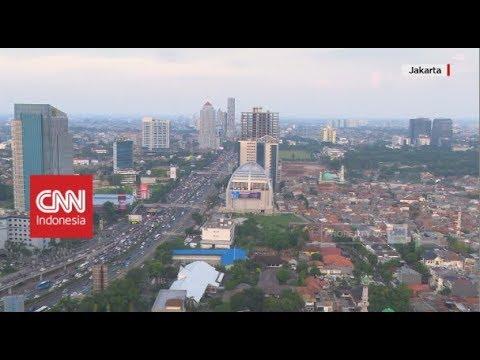 Melihat 'Dua Wajah' Ibu Kota Jakarta