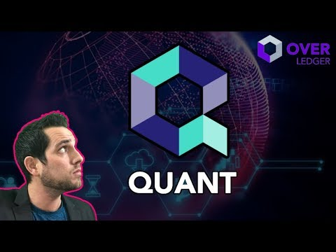 Quant Network (Overledger): Enterprise Ready Interoperable Blockchain Operating System $QNT