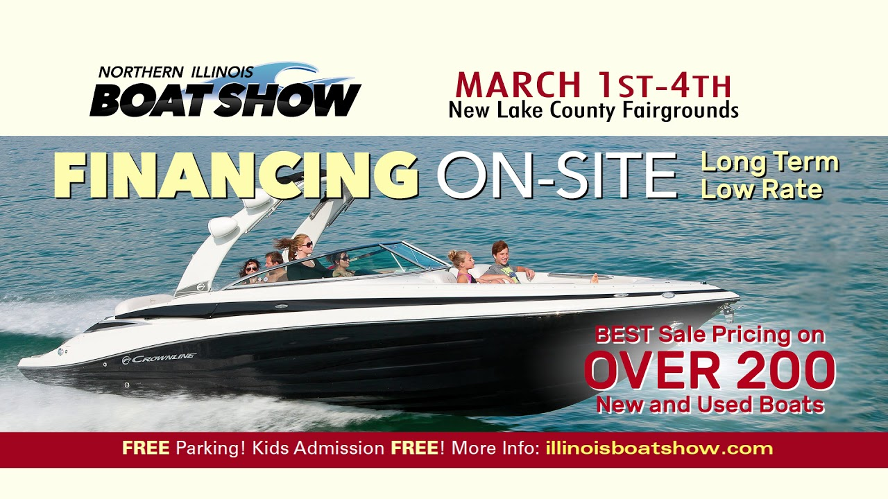This Week S Milwaukee Chicago Boat Show 2018 Illinois Boat Show Sale 2018
