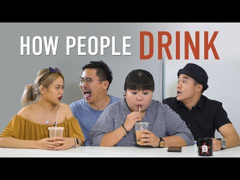 How People Drink