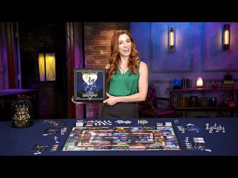 How To Play Talisman: Kingdom Hearts