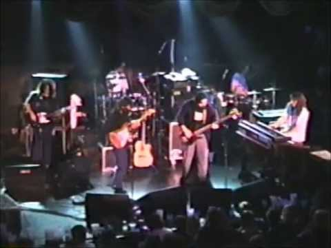 Widespread Panic - 11/14/1991 - Georgia Theatre - Athens, GA
