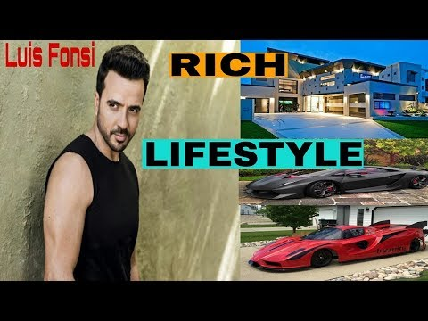 Luis Fonsi Lifestyle (DESPACITO Singer) Biography INCOME House Cars Net Worth (LUIS FONSI LIFESTYLE)