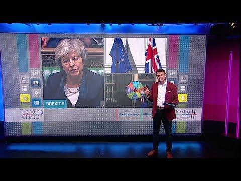 بي_بي_سي_ترندينغ: نكات البريطانيين وتندرهم على التصويت على اتفاقية #بركسيت  - نشر قبل 3 ساعة