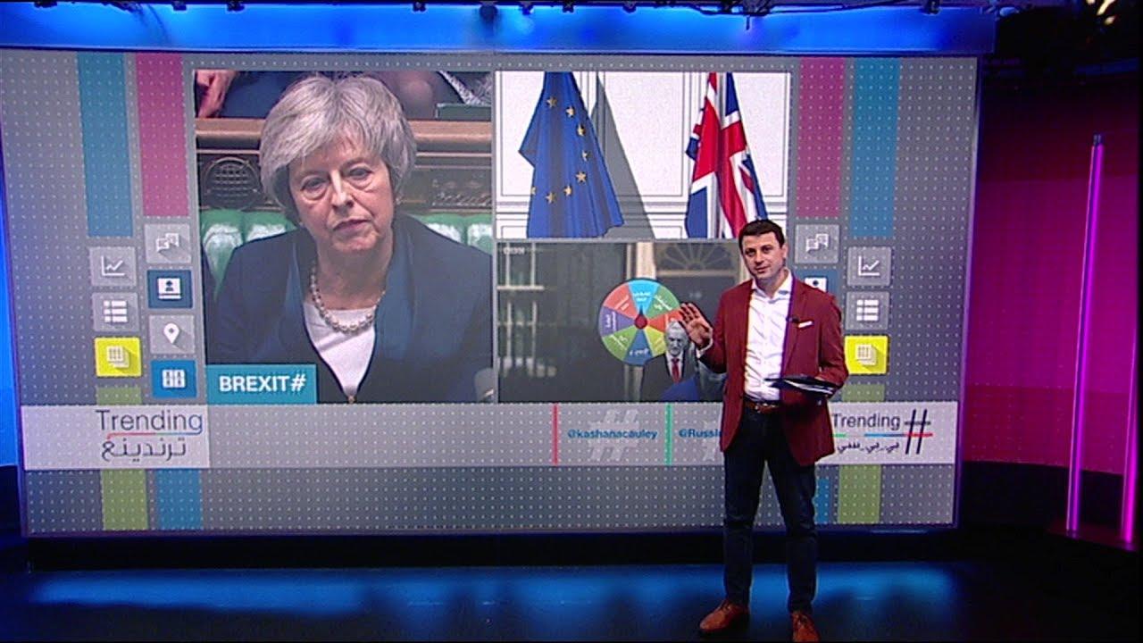 بي_بي_سي_ترندينغ: نكات البريطانيين وتندرهم على التصويت على اتفاقية #بركسيت