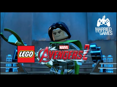 LEGO Marvel's Avengers Walkthrough Gameplay Part 2 - A Loki Entrance