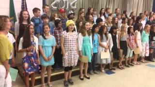 5th grade graduation song