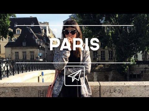 COMI ESCARGOT PELA PRIMEIRA VEZ  | PARIS - FRANÇA | EUROPE TRAVEL DIARY