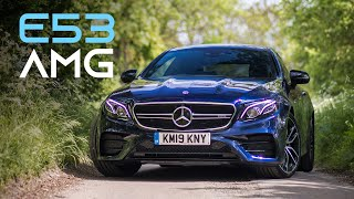 Mercedes-AMG E53: Is It A Proper AMG? | Carfection +