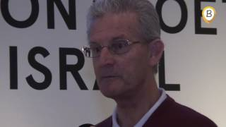 Ambassadeur van Israel op bezoek in Elburg