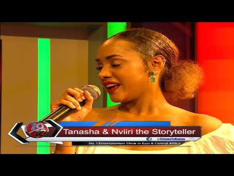 Nviiri ~ I was actually doing her (Tanasha) photography then music jumped in between #10Over10