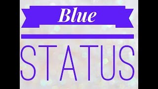 Younique Cosmetics Blue status