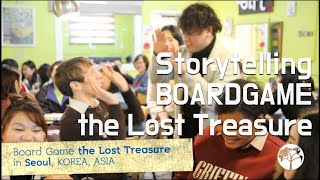 Board Game 'the Lost Treasure'