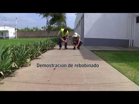 Selecciona tu carrete con línea tiza Urrea URREA México thumbnail