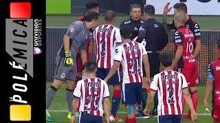 ¿Era gol o fuera de lugar en el Chivas vs. Xolos? La jugada de la que todo el mundo está hablando