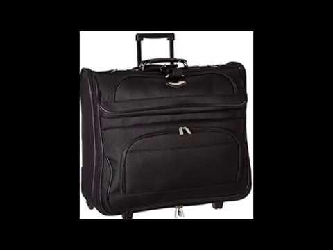 78ec3226ebfd Travel Select Amsterdam Business Rolling Garment Bag - YouTube