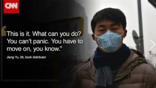 Beijing Smog (Level: 2/5) - Listening With Chinese Subtitles