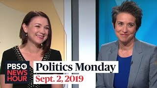 Tamara Keith and Amy Walter on 2020 labor vote, Texas shooting reaction