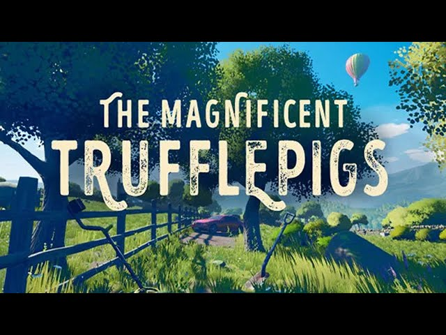 A Charming Game About Metal Detecting! (Jon's Watch - The Magnificent Trufflepigs)