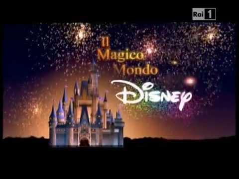 Sigla il magico mondo disney rai uno 2011 youtube for Mondo selvaggio di cabine disney