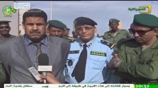 نواذيبو: ضبط شاحنة وبها كمية من المخدرات عند الكلم 55 - قناة الموريتانية