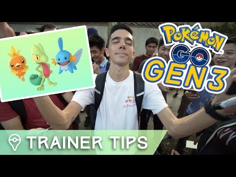 Download Youtube: GENERATION 3 IS IN THE APP STORE!! POKÉMON GO LEAK CONFIRMS GEN 3 COMING SOON