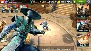 Dungeon Hunter 5 ~Android Gameplay~