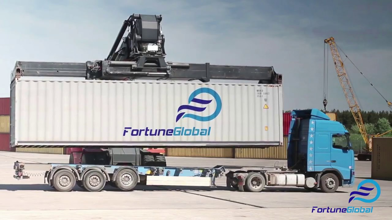 Shipping and Logistics Company in Nigeria - Fortune Global