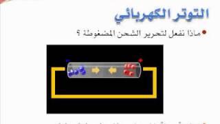 ESNT Tanger  دروس في الكهرباء جزء 2 : التوتر والتيار