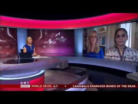 BBC World News - Aisha Sarwari, Co-founder WAH on work and family