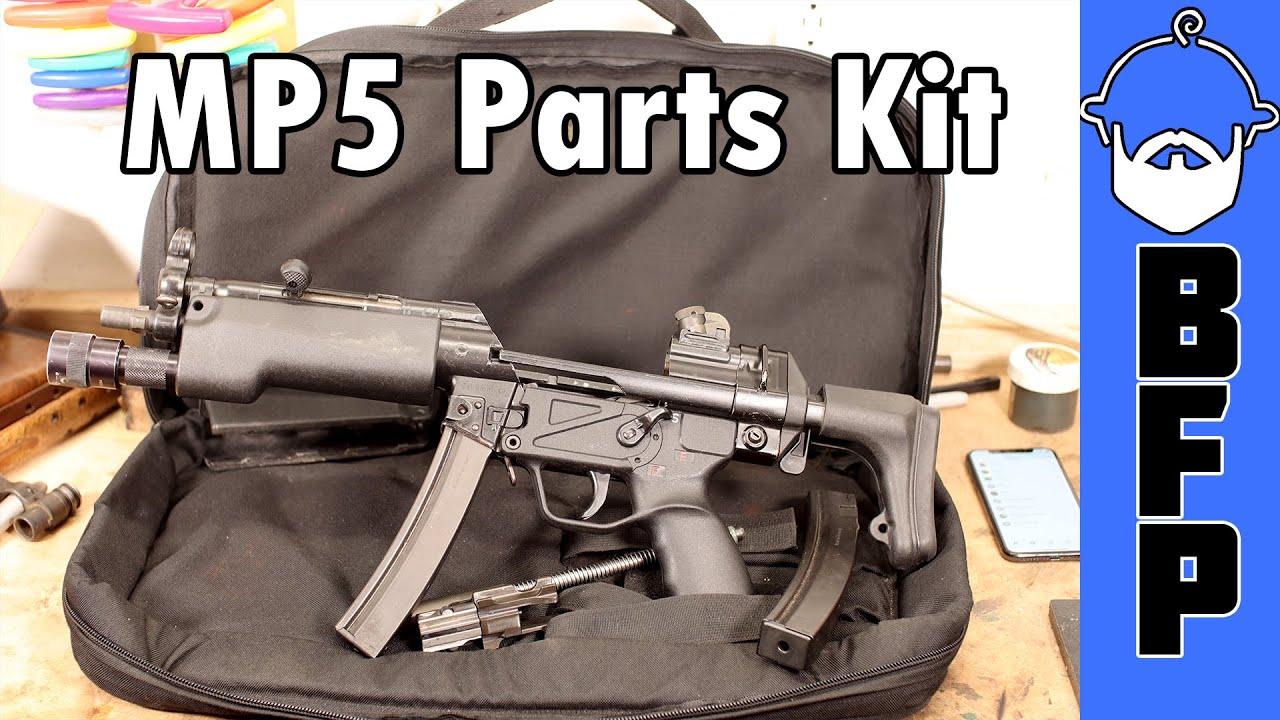 MP5 Parts Kit