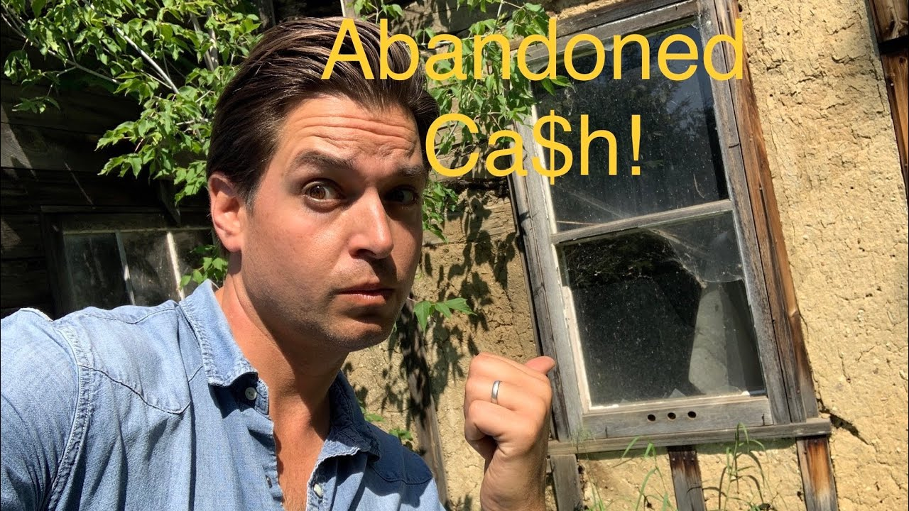 Abandoned Ca$h! I Buy Stuff from abandoned buildings!
